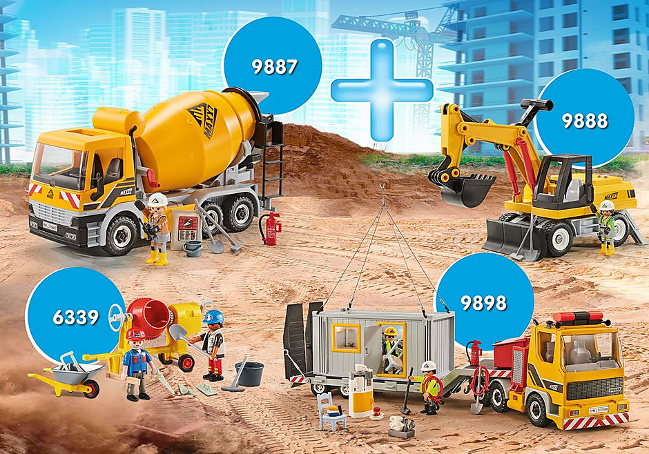 PM2011D Pack Promocional Construção II detail image 1