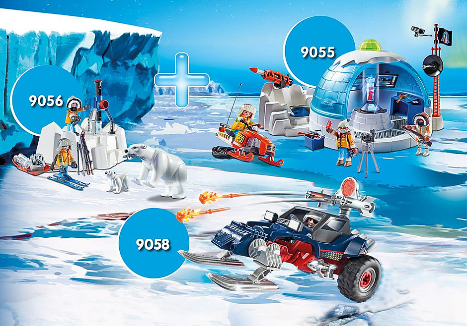 PM2011G Bundle Polar-Expedition detail image 1