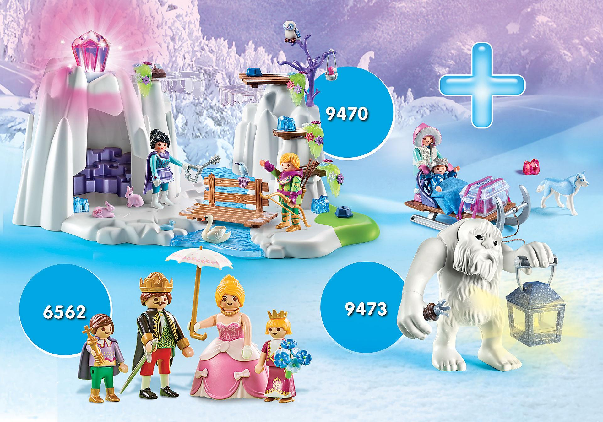 PM2011N Súper Promo Pack Búsqueda del Diamante de Cristal zoom image1