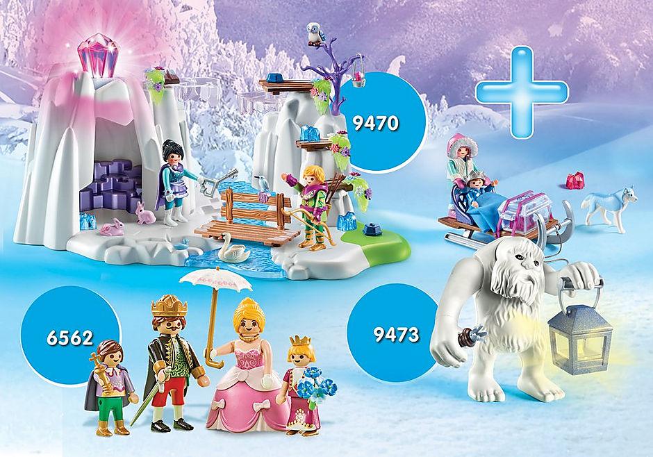 PM2011N Super Promo Pack Busca pelo diamante de cristal detail image 1