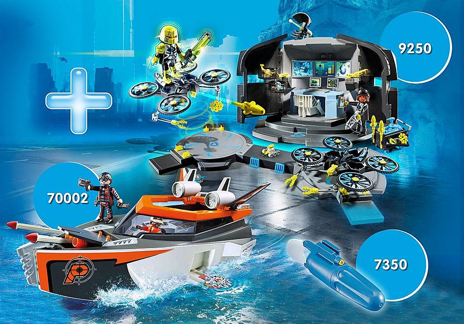 PM2011O Bundle Spy Team detail image 1
