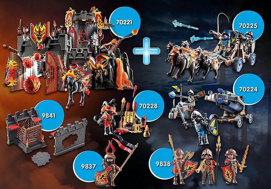 PM2011U Maxiplaymo Burnham Raiders XXL detail image 1