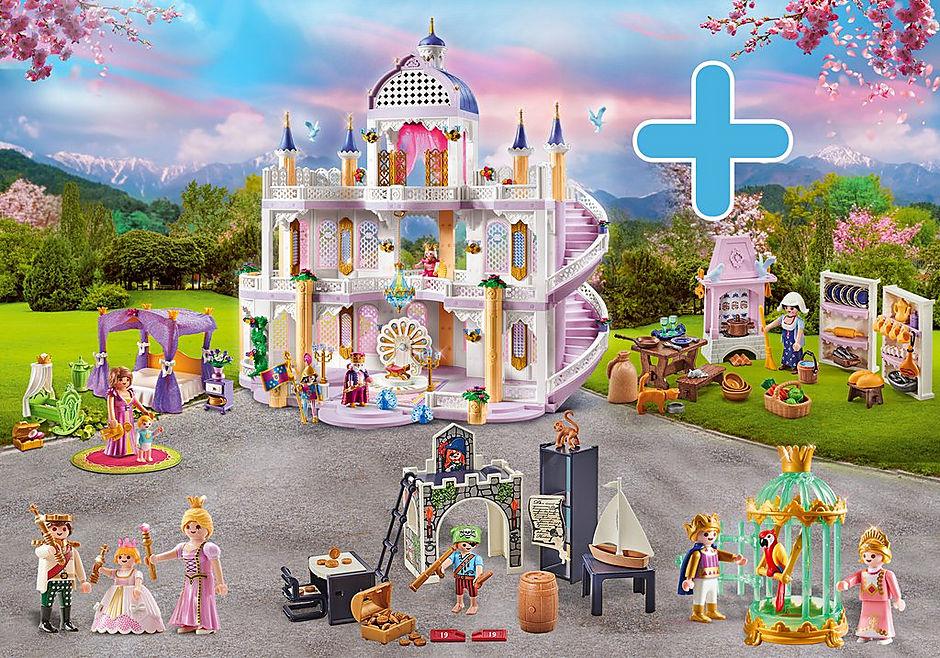 PM2011V XXL-Rabatpakke Fairy Tale Castle detail image 1