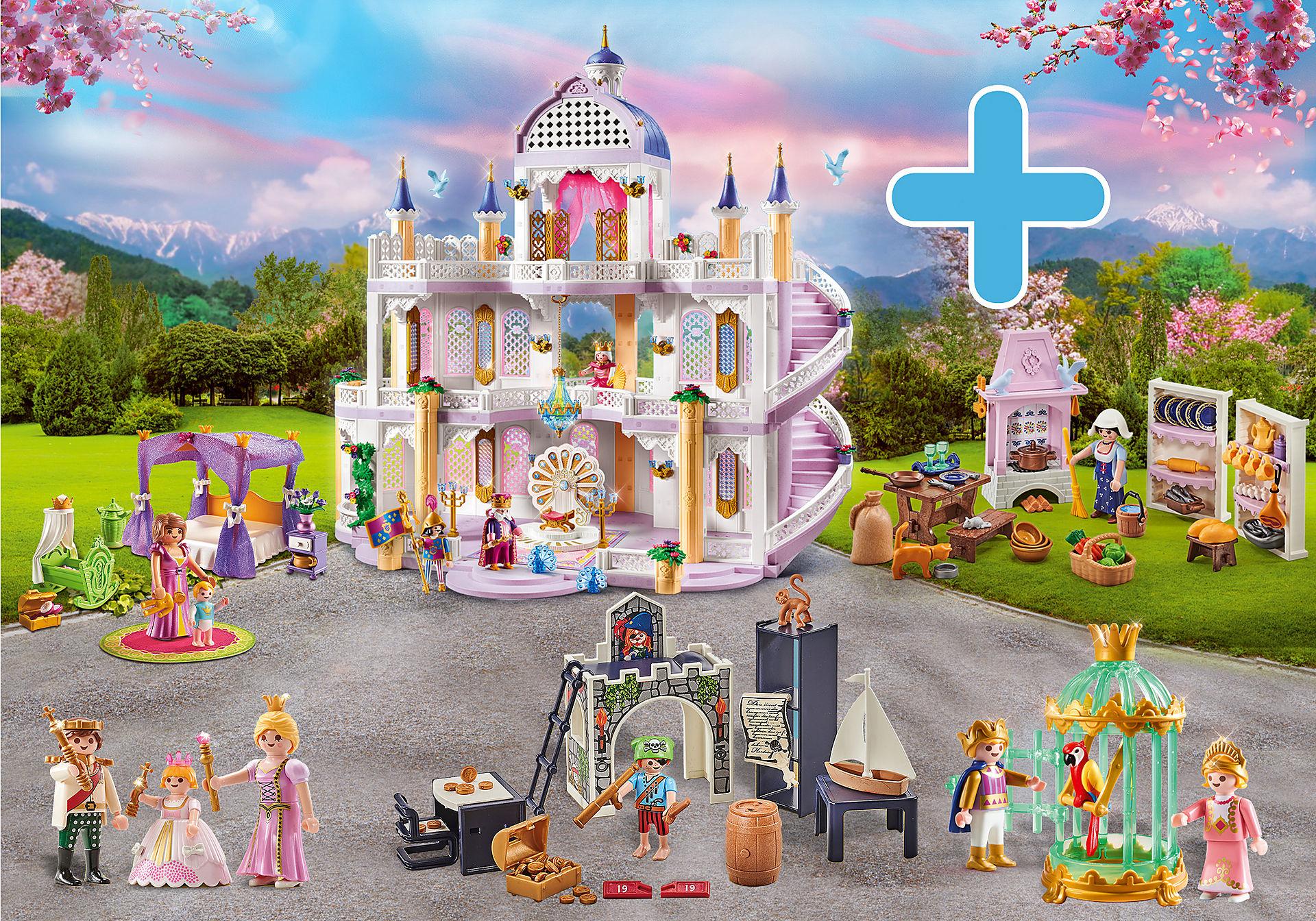 PM2011V XXL-Rabatpakke Fairy Tale Castle zoom image1