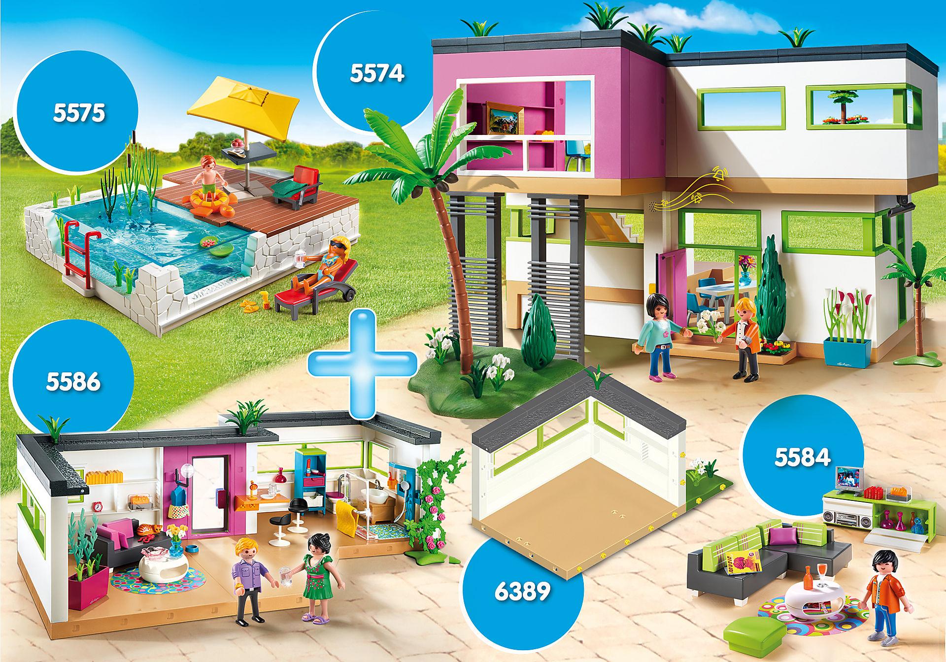 PM2011Z Bundle Luxusvilla + Einrichtungen zoom image1