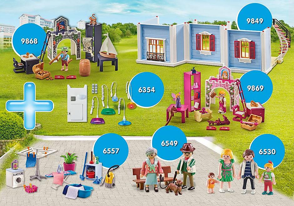 PM2012A Uitbreidingsbundel Poppenhuis detail image 1