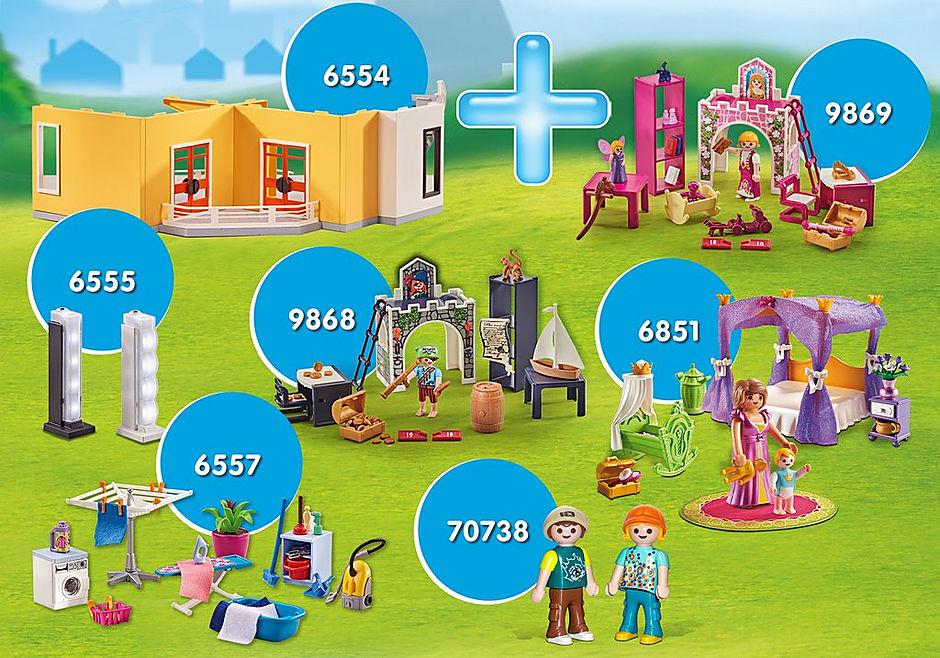 PM2012B Expansionspaket Modernt bostadshus detail image 1