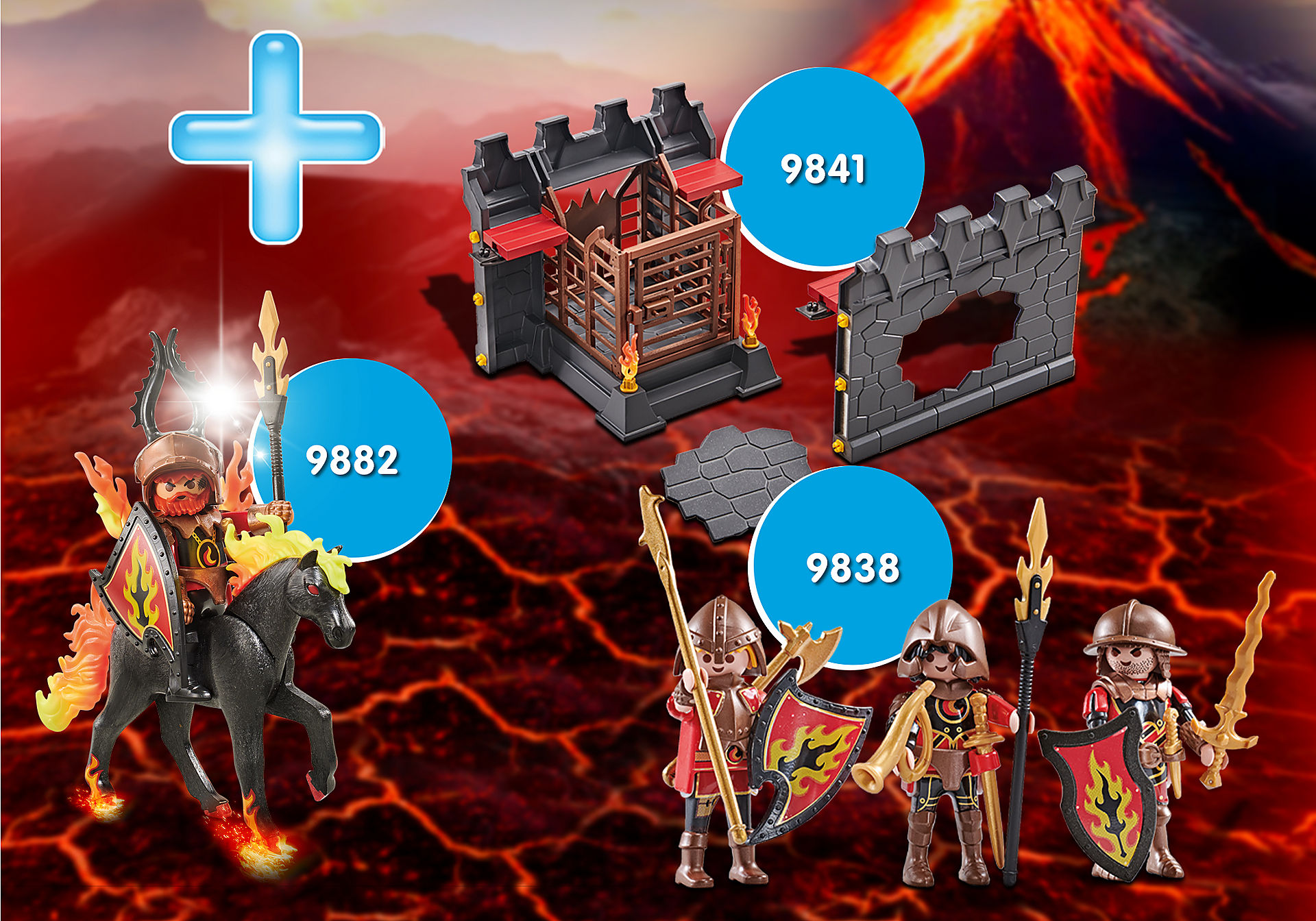 PM2012D Ergänzungsbundle  Burnham Raiders zoom image1