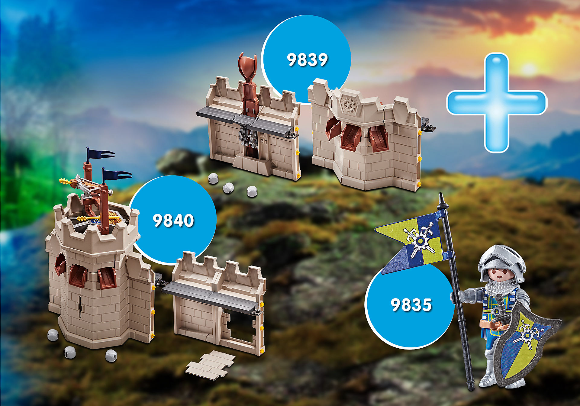 PM2012E Uitbreidingsbundel Novelmore zoom image1