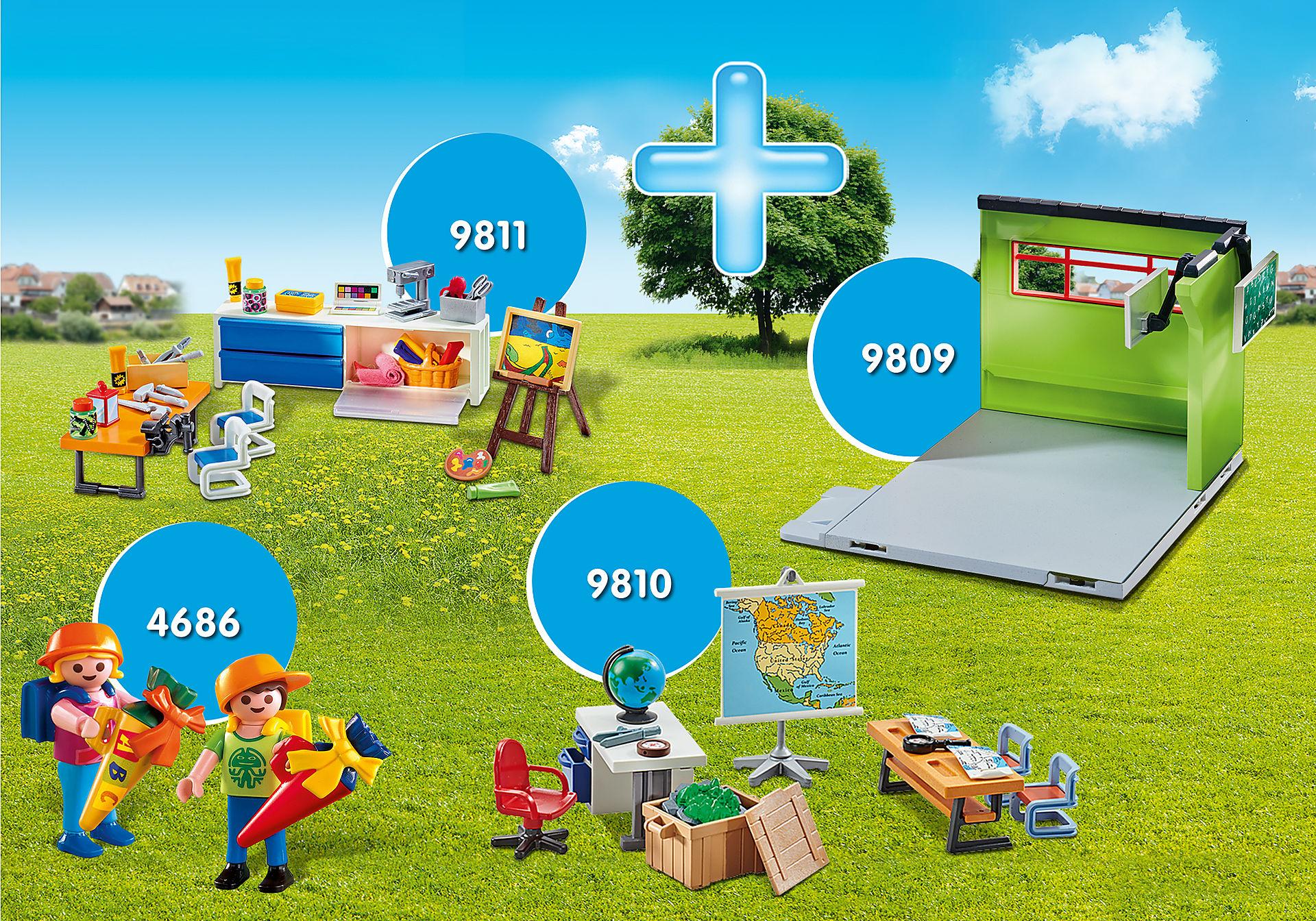 PM2012F Uitbreidingsbundel School zoom image1