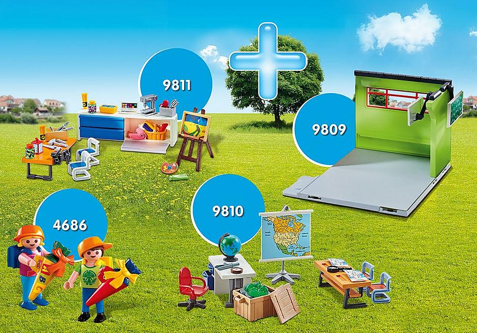 PM2012F Uitbreidingsbundel School detail image 1