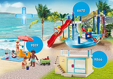 PM2012G Paquet d'extension Beach Hotel