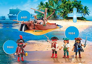 PM2012H supplement bundle pirates