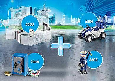 PM2012I Super Promo Bundle Espansione Polizia