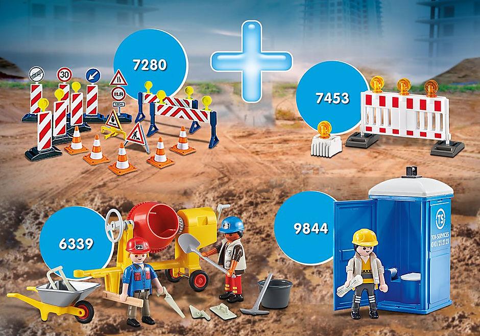 PM2012L Uitbreidingsbundel Bouw detail image 1