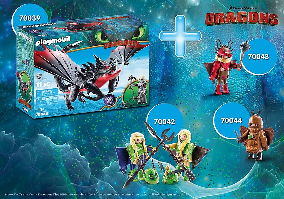 PM2012N Dragons Bundle detail image 1