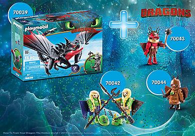 PM2012N Dragons Bundle