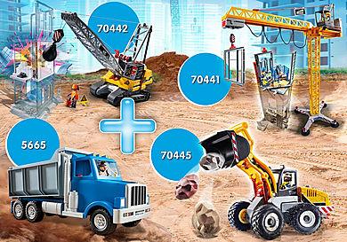 PM2012O Construction Bundle