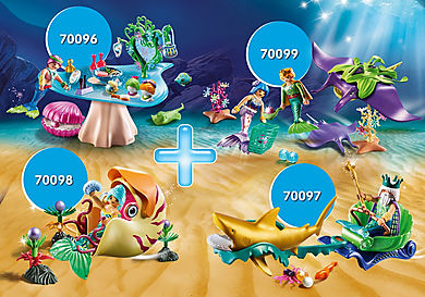 PM2012T Mermaids Bundle