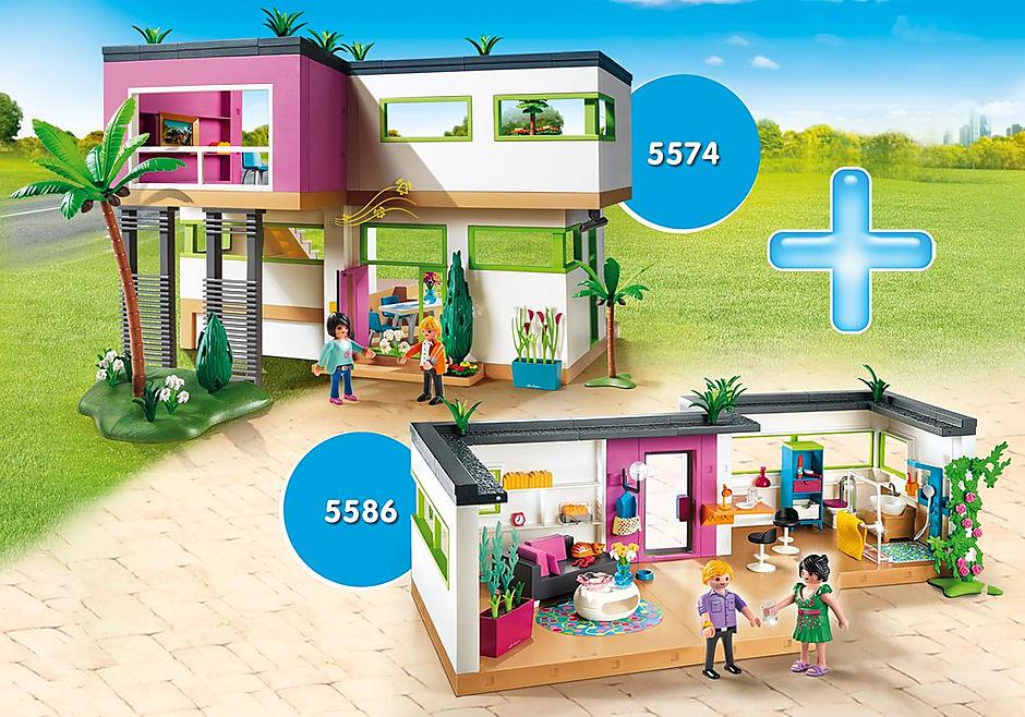 PM2012V Maxiplaymo Maison Moderne III detail image 1