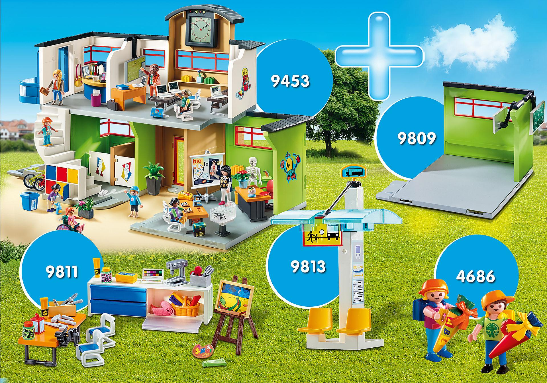 PM2012W Super Promo Pack Colégio zoom image1