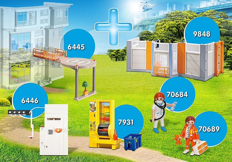 PM2012X Pack Promocional Ampliação Hospital  detail image 1
