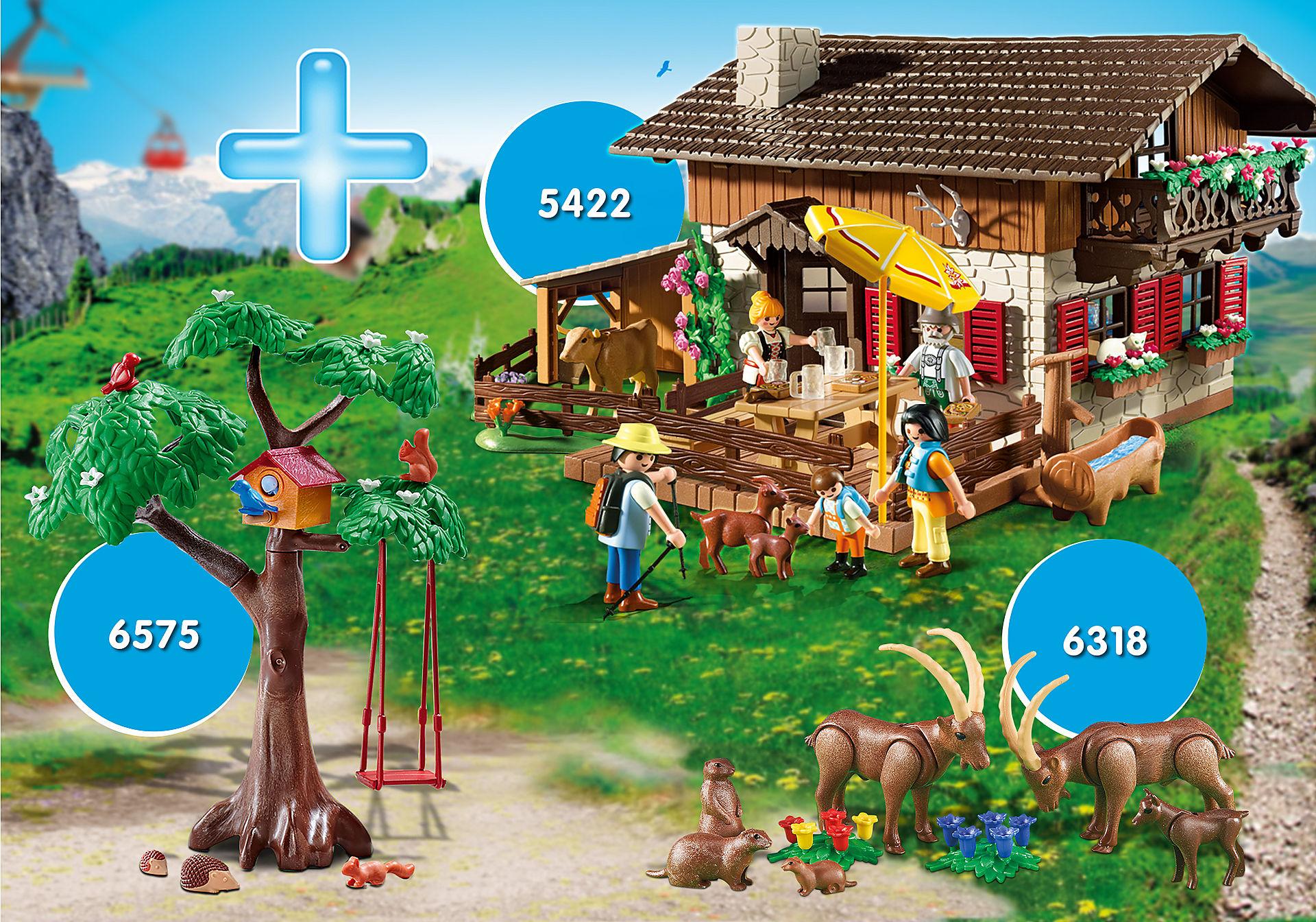 PM2013X Bundle Almhütte zoom image1