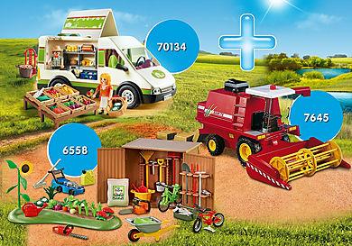 PM2014B Mobile Farm Market