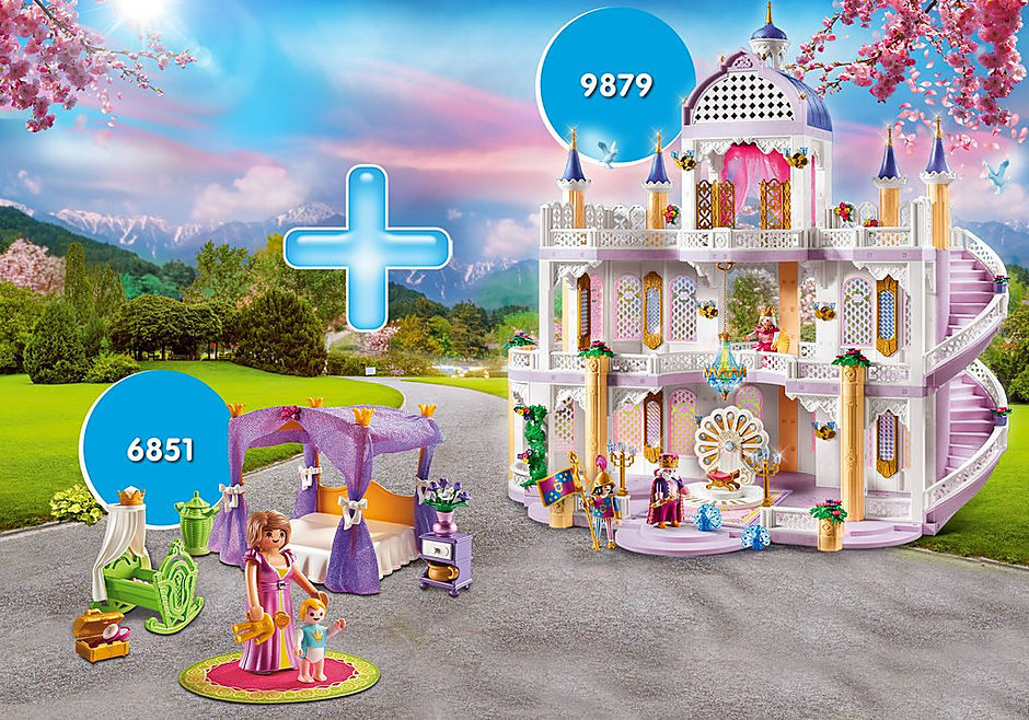 PM2014G Princess detail image 1