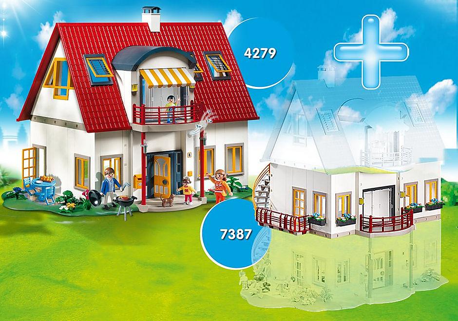 PM2014H Bundle Wohnhaus + Etagenergänzung detail image 1