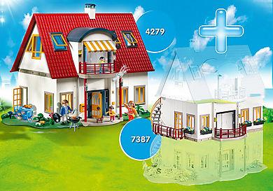PM2014H Bundle Wohnhaus + Etagenergänzung