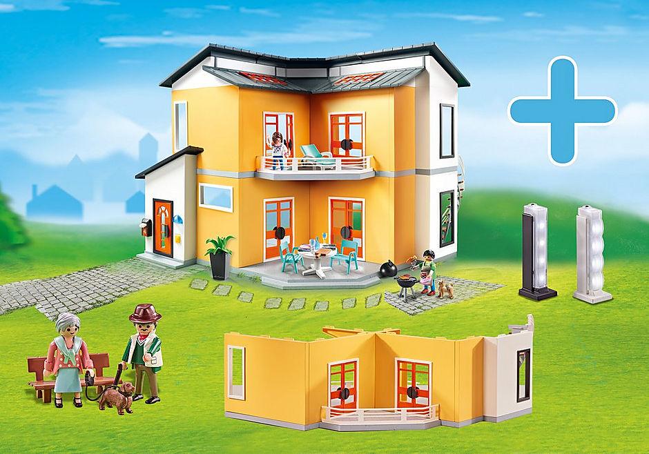 PM2014M Bundel Moderne Villa III detail image 1