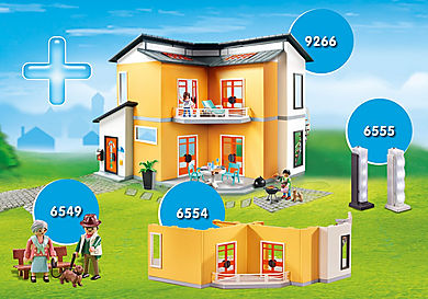 PM2014M Bundel Moderne Villa III