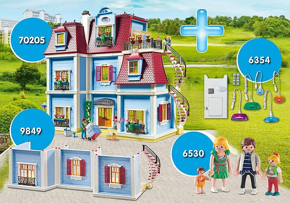 PM2014O Bundle Puppenhaus detail image 1