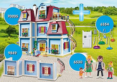 PM2014O Bundle Puppenhaus