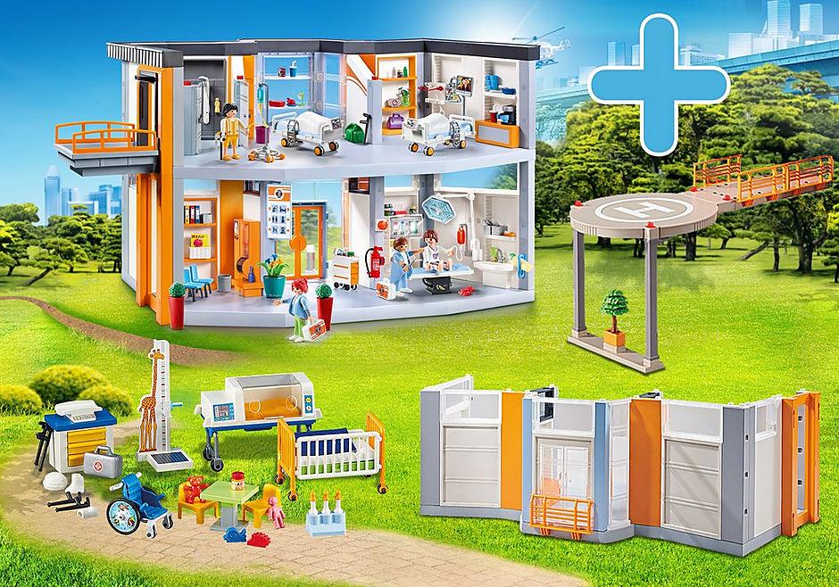 PM2014P Bundle Krankenhaus detail image 1