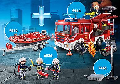 PM2014T Bundle Fire Engine