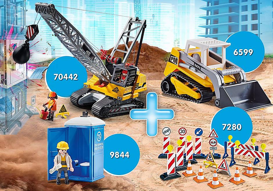 PM2014U Pack Promocional Excavadora detail image 1