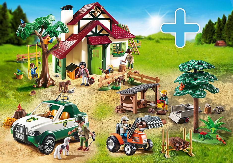 PM2014V Bundle Forsthaus detail image 1