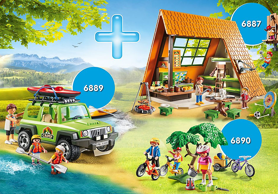 PM2014W Pack Promocional Cabaña de Campamento detail image 1
