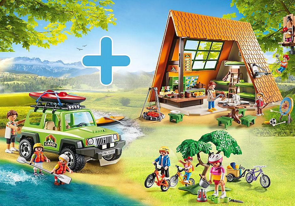 PM2014W Pack Promocional Cabana de Acampamento detail image 1