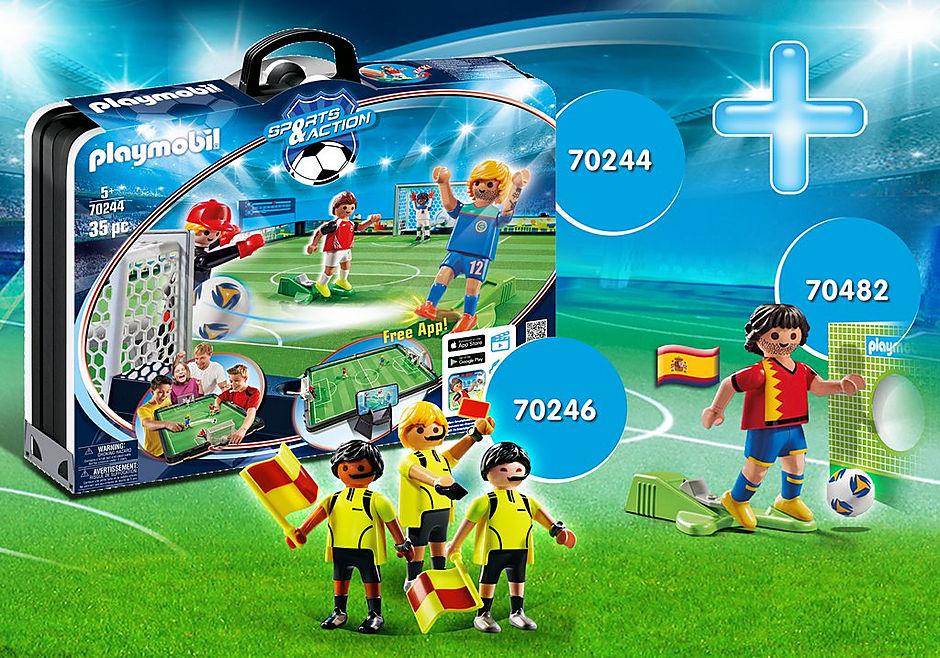 PM2014Z Pack Promocional Fútbol detail image 1