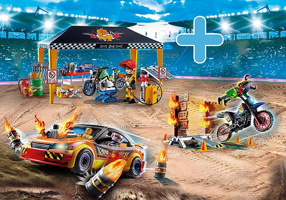 PM2015I Stunt Show 2 detail image 1