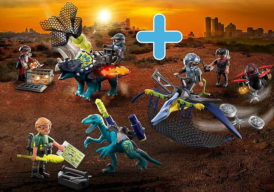 PM2015J Dino Rise detail image 1