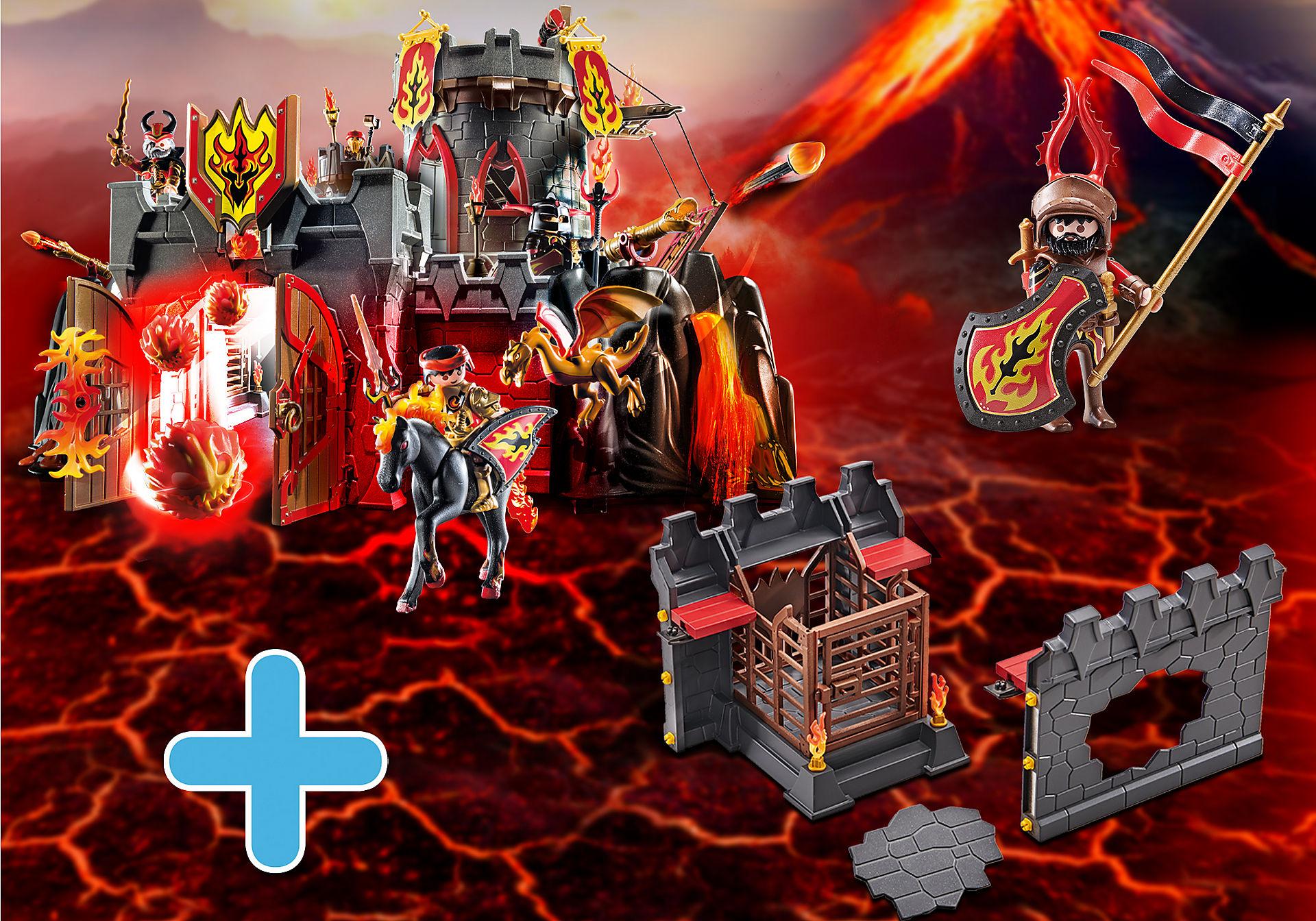 PM2101B Pack Promocional Os Bandidos de Burnham  zoom image1