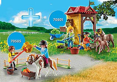 PM2101J Starter Pack Horse