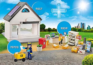 PM2101K Paquet Bureau de poste