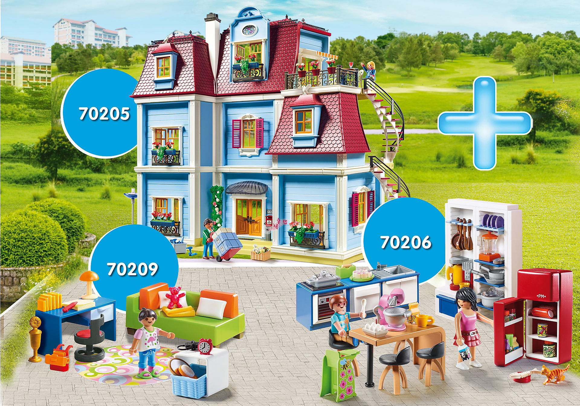 PM2104A Dollhouse zoom image1