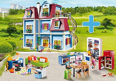 PM2104A Dollhouse