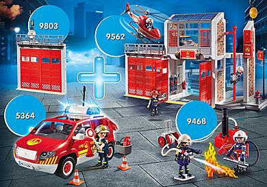 PM2104F Fire